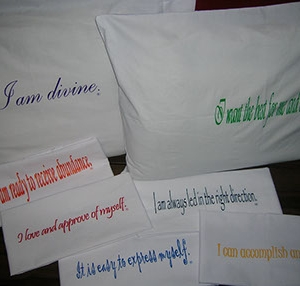 Affirmation Pillows